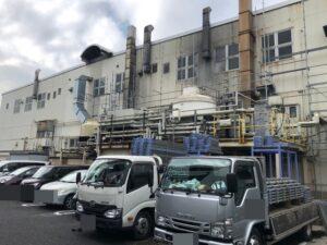 工場塗装 着工 | 埼玉県の工場・倉庫塗装専門店 ジャパンテック